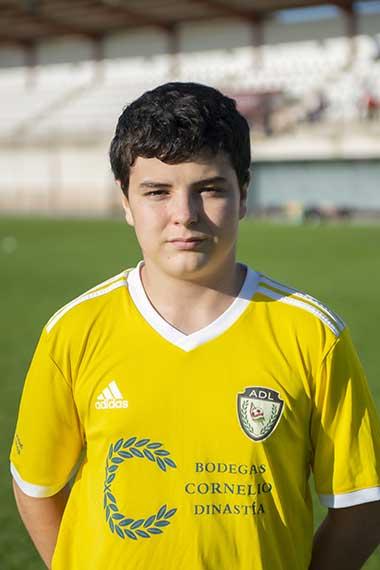 15 - Adrián Iñiguez