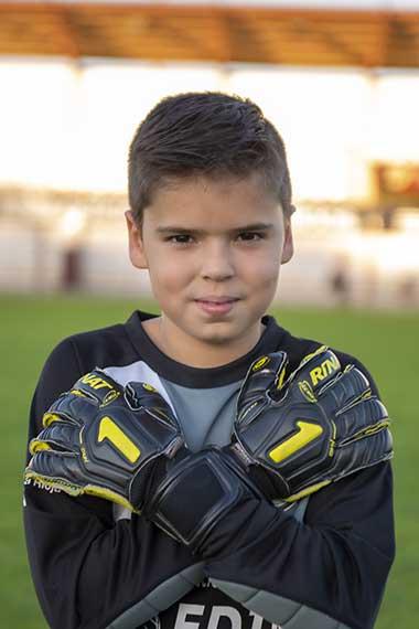 13 - Alejandro Albuerne