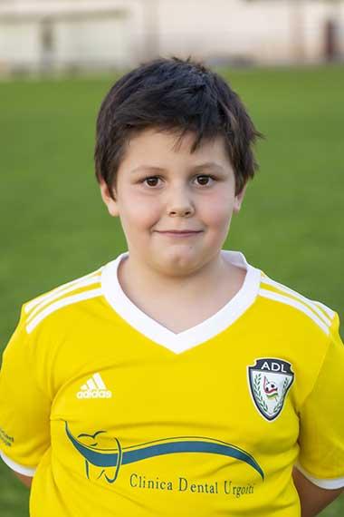 3 - Alex Baquedano