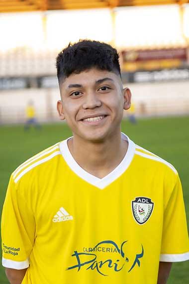 15 - Alexei Espinosa