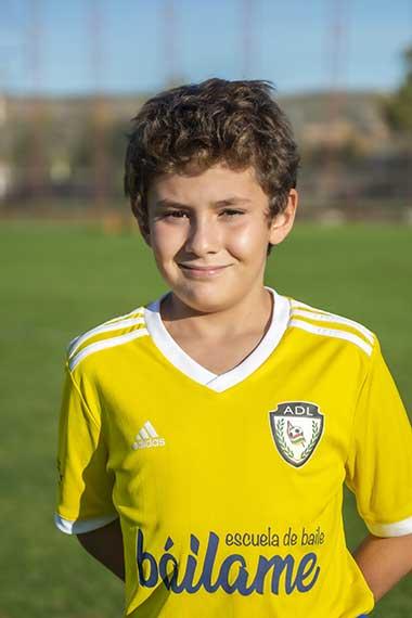 3 - Ángel Baquedano