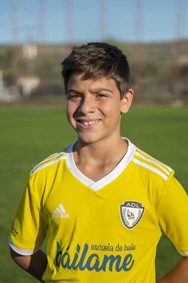 8 - Daniel Santolaya