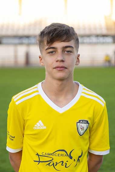 22 - Daniel Oraá