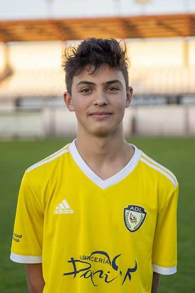 20 - Diego Gómez