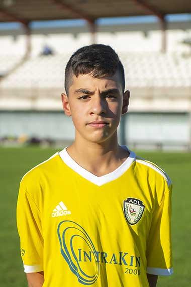10 - Ibrahim Bouhia