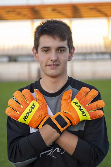 1 - Iker Moreno