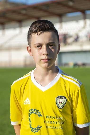 16 - Jaime Rodriguez