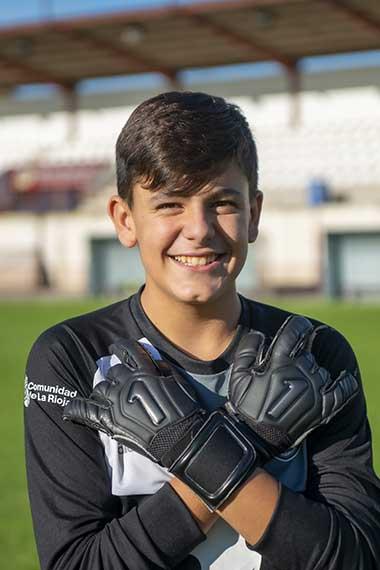 13 - Jon Arcos