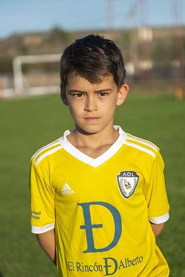 8 - Lukas Rodriguez