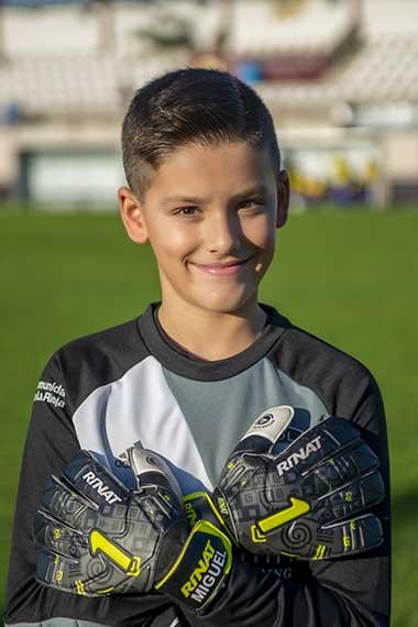 13 - Miguel Melero