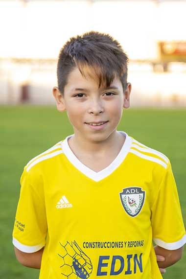 6 - Mikel Justiniano