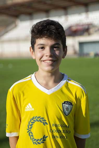 20 - Javier Montero