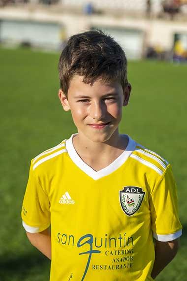 5 - Mario Vitores