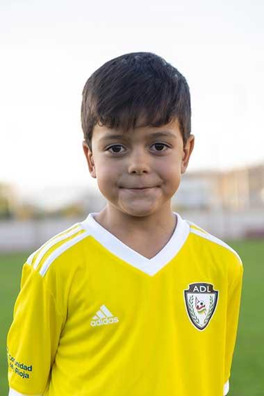 8 - Alonso Jiménez