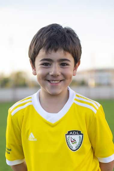 9 - Iker Alonso