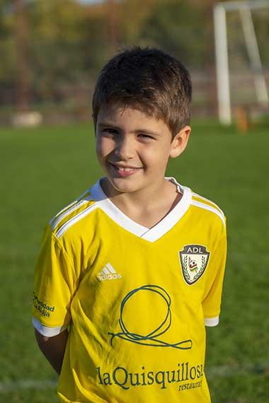 11 - Javier Pérez