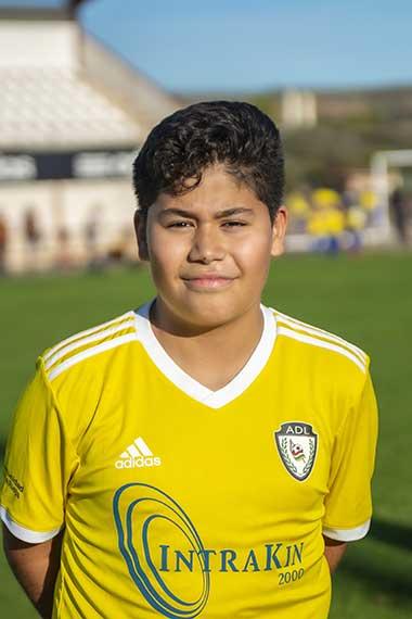 7 - Sergio Forero
