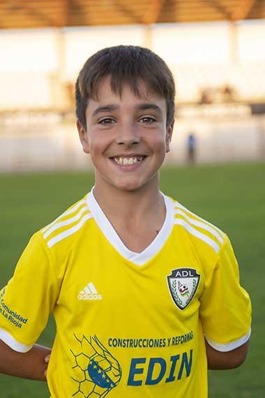 14 - Sergio Arnedillo